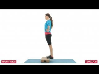 Сила Воли. Курс Ляйсан Утяшевой «Тело: Начало» - Упражнения на четвертую неделю