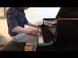 JDX and Headhunterz Piano