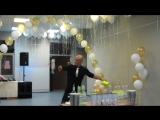 Заказать бармен шоу на выпускной, свадьбу и юбилей Москва