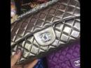 Chanel сумочка LUXE кожа