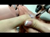 Восстановление нарощенного ногтя