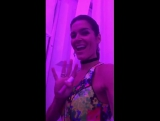 From Angie Harmon's Instagram Story