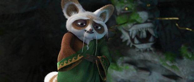 Kung Fu Panda 2 in Hindi Movie Screen Shots 2