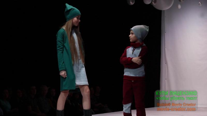 Kids Fashion Show 😍, осень-зима-2017