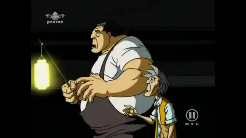 Приключения Джеки Чана _ 4 Сезон _ 13 Серия