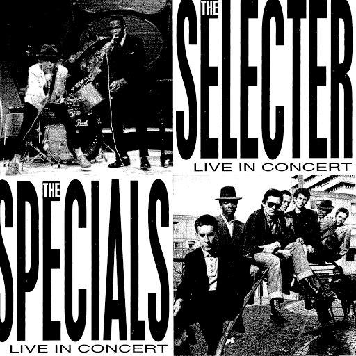 The Specials альбом Live In Concert - Split EP
