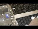 Reliance RGP Amber Glass Bottle Feeding Table Conveyor 1