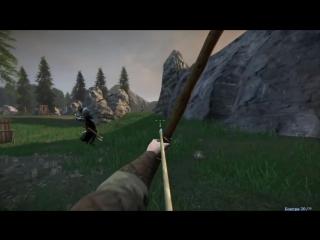 Официальный трейлер игры.