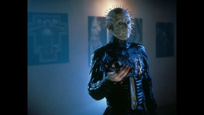 Восставший из ада-3 (Ужасы-1992) А.Гаврилов