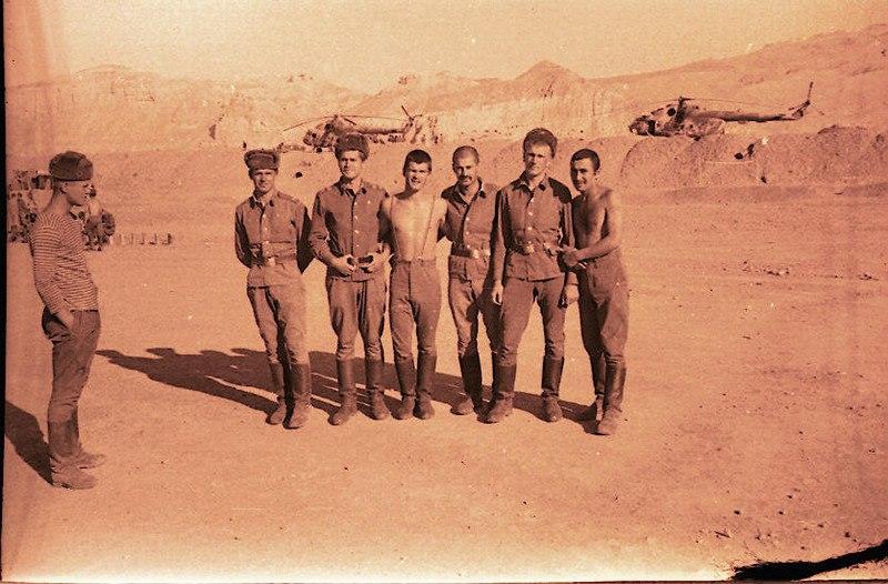 Первые в афганистане 111 пдп
