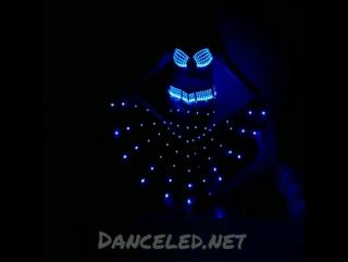 Пиксельная основа + пиксельная юбка от DanceLed