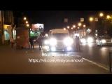 Драка с водителе маршрутки в Иванове