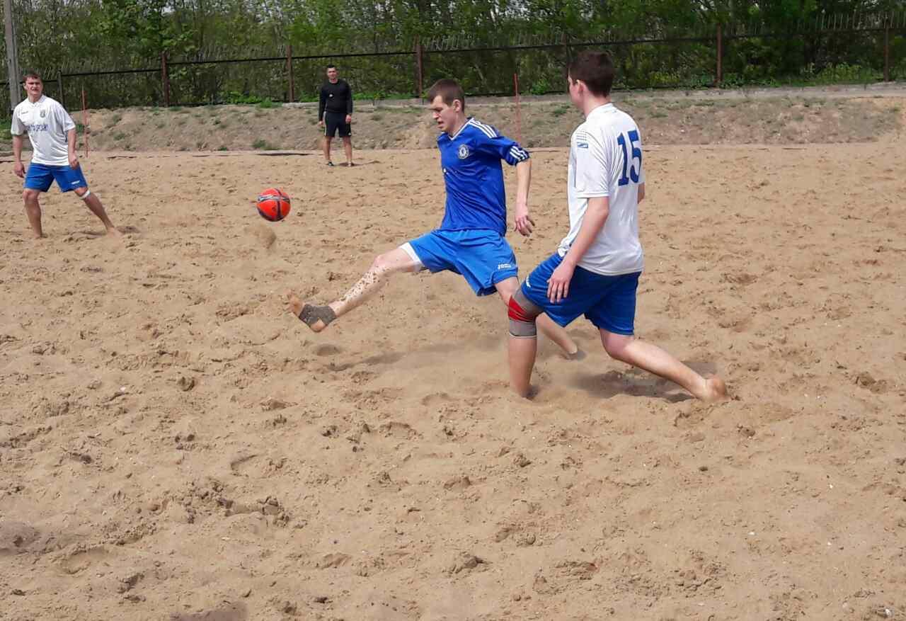 """Щучинские """"пляжники"""" выиграли открытый республиканский турнир «Spring Cup»"""