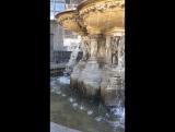Кёльн , Кёльнский собор, фонтанчик