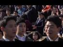 Re up 171020 72주년 경찰의날 식전행사 광화문광장에 등장하는 준쮸 XIA 김준수 시아준 4