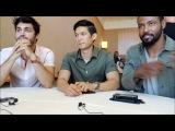 Beautiful Ballad/Whedonopolis: Matthew Daddario, Isaiah Mustafa, & Harry Shum Chat Shadowhunters At SDCC