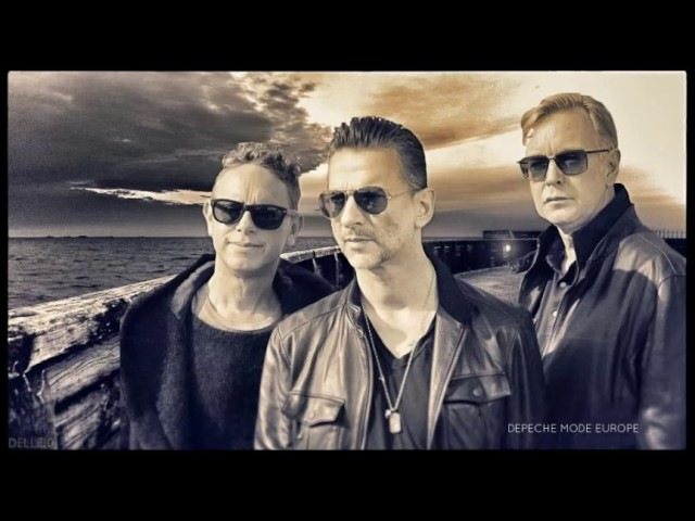 Depeche Mode´s People Are People-88 version (Alan Wilder´s Emax sounds)