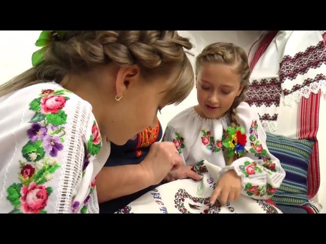 Бабусина вишиванка