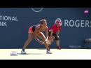 2017 Rogers Cup Third Round | Simona Halep vs Barbara Strycova | WTA Highlights