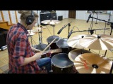 Panzerballett - Zappa Medley From Hell (drum cover by Dima Lobik)