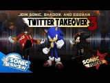 Sonic Twitter Takeover 3 - All Answers (Sonic, Shadow and Eggman)