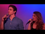 DEREK KLENA and DANIELLE WADE singing SNAPSHOT IN MY MEMORY by Carner &amp Gregor