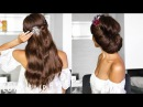 2 DIY Special Occasion Hairstyles for All Hair Lengths Weddings Prom Holidays Luxy Hair