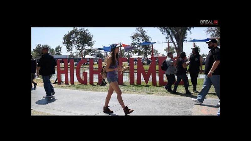 So Cal Hightimes Cannabis Cup 2017 Recap | BREALTV