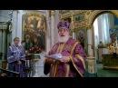 2017 год. Экуменическая проповедь Белорусского экзарха