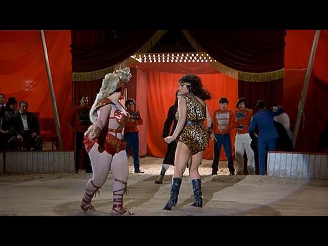 Федерико Феллини - фильм трагикомедия «Клоуны» 1970
