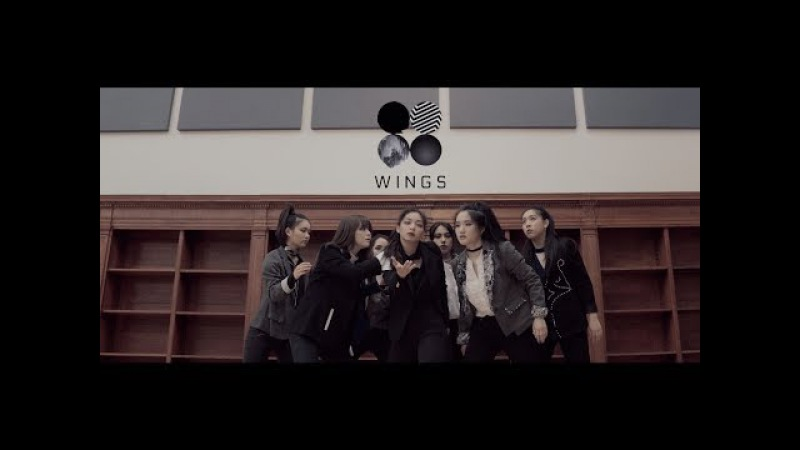EAST2WEST 방탄소년단 BTS 피 땀 눈물 Blood Sweat Tears Dance Cover Girls Ver