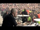 Trivium - Throes of Perdition - Download Festival 2012 (Pro footage)