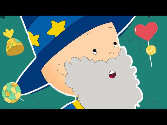 Caillou's Trick or Treat | Halloween Fun for Kids | Videos for Toddlers | Family Fun | Full Episode