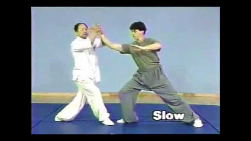 Tai Chi Chuan - Chin Na - fight techniques by Dr Yang Jwing-Ming