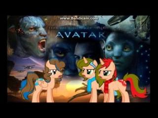 Avatar The Last Airbender Music Video(Пародия)