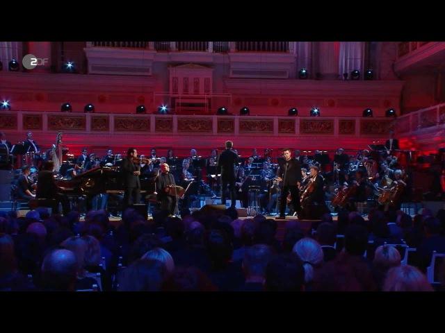 ECHO Klassik 2012 Auftritt Erwin Schrott