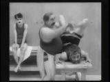 Fisioterapia en 1917