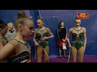Гимнастика.Гран-при Москва 2017.Квалификация.День первый