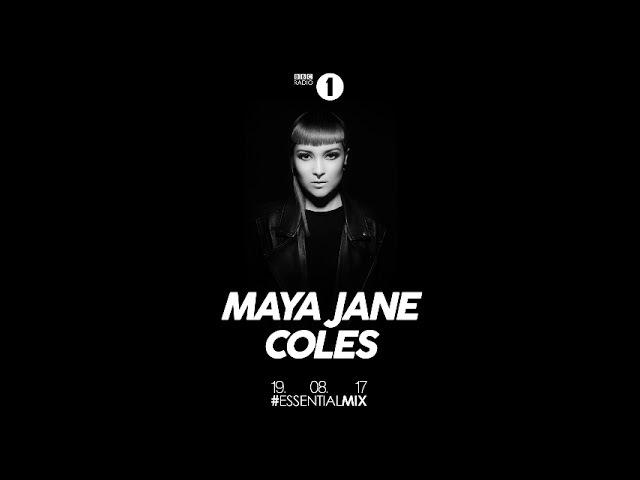Maya Jane Coles - Essential Mix 08/19/2017 (320k HQ)