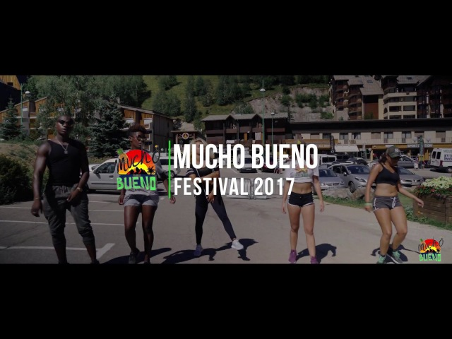 Booxy Dancehall 1, Mucho Bueno Festival 2017