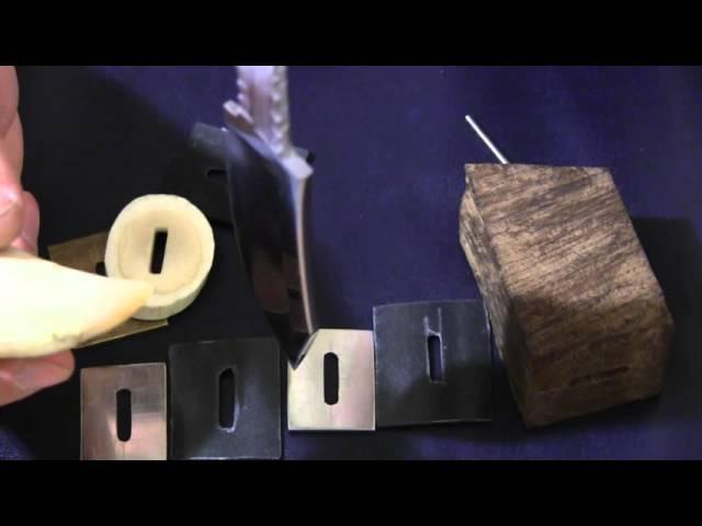 нож из сверла р18 ч.4( компоненты рукояти) yj; bp cdthkf h18 x.4( rjvgjytyns herjznb)