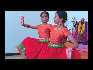 Sridevi Nrithyalaya - Bharatanatyam Dance - Dukkha Nivarana Ashtakam - full length video