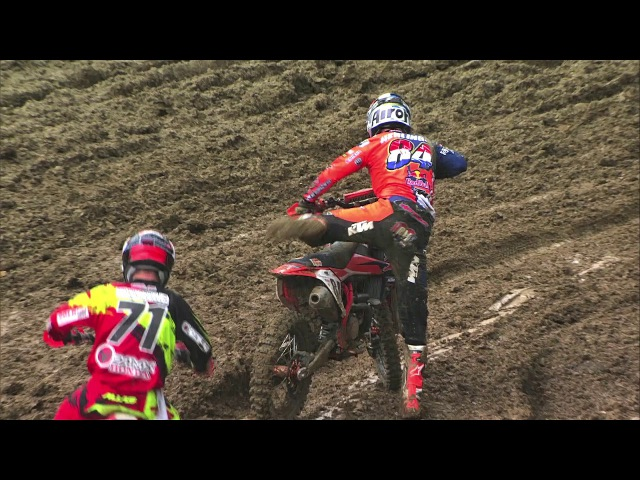 Anstie vs Herlings MXGP Rookies Battle for the French Lead DontCrackUnderPressure