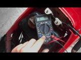 В скутере пропала зарядка. Как найти причину неисправности
