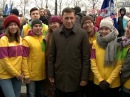 Евгений Куйвашев принял участие в праздничном митинге в честь Дня народного единства