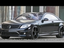 Тюнинг Mercedes Benz CL65 AMG Black Edition C216 Anderson Germany 2010