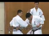 4 Bunkai Kumite Tensho