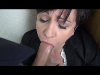 Mrs mischief — facefucking the anger management counselor (pov, milf)