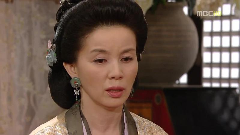 королева Сон Док