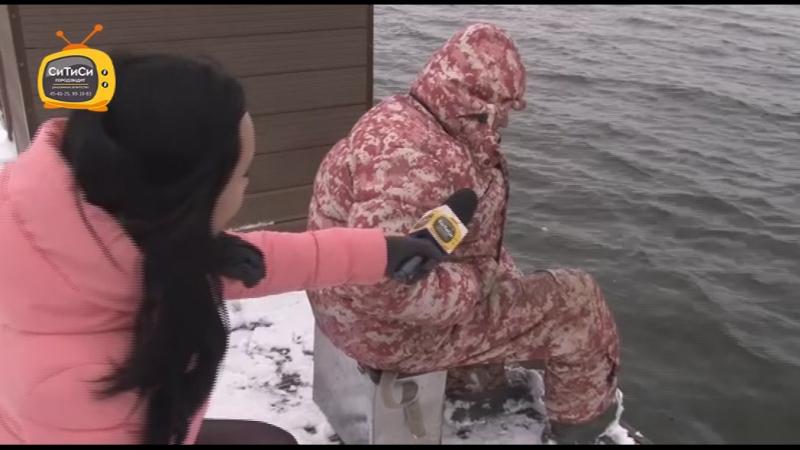 Лёд опасен
